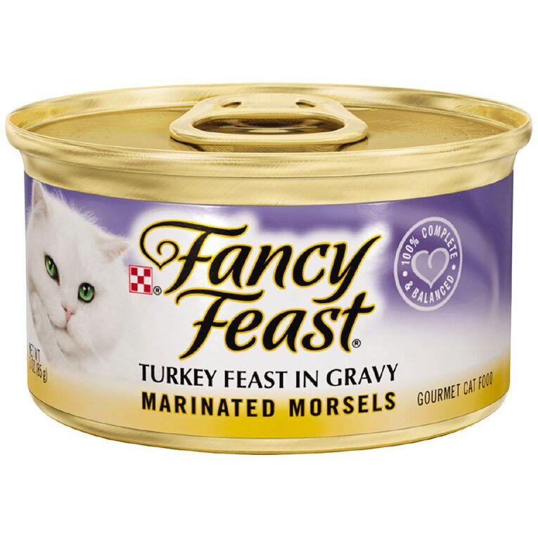 Fancy Feast Fancy Feast Marinated Turkey 85g, , hi-res