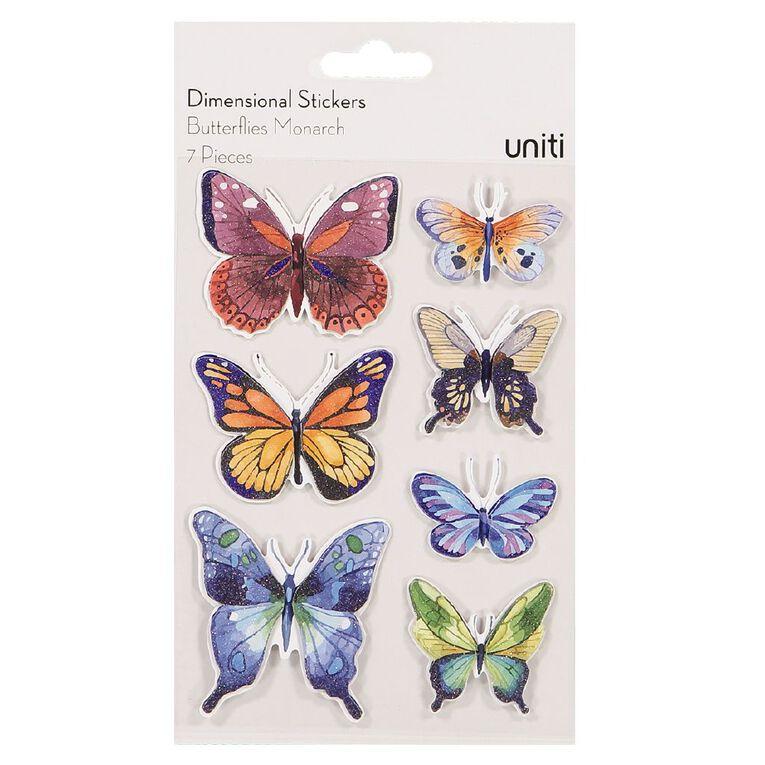 Uniti Butterflies Monarch, , hi-res