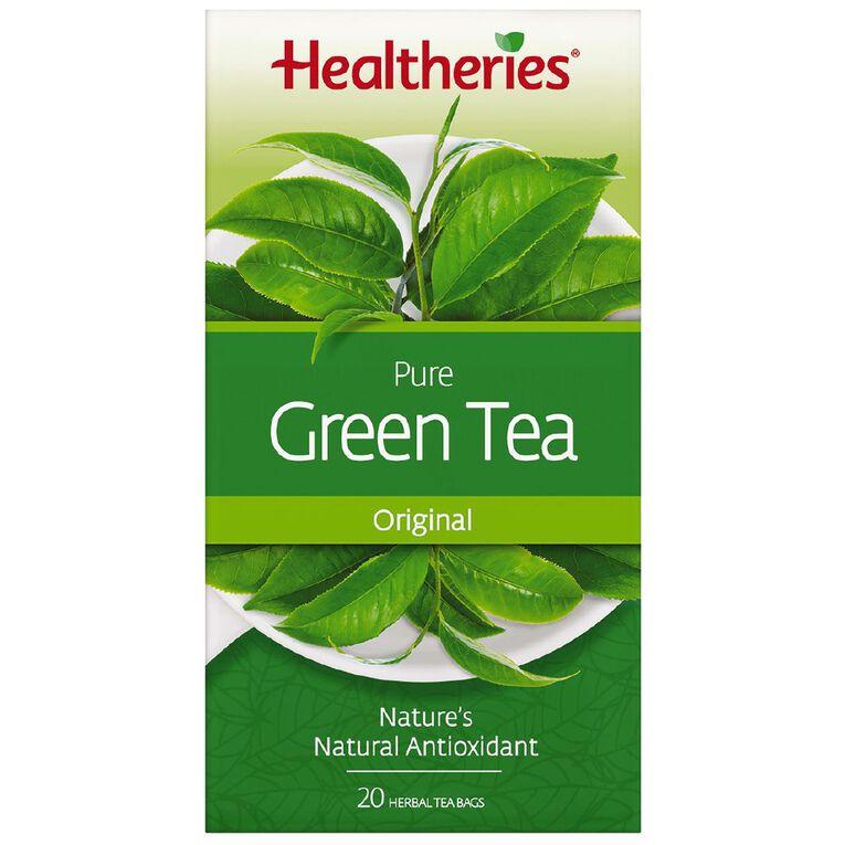 Healtheries Pure Green 20s Tea, , hi-res