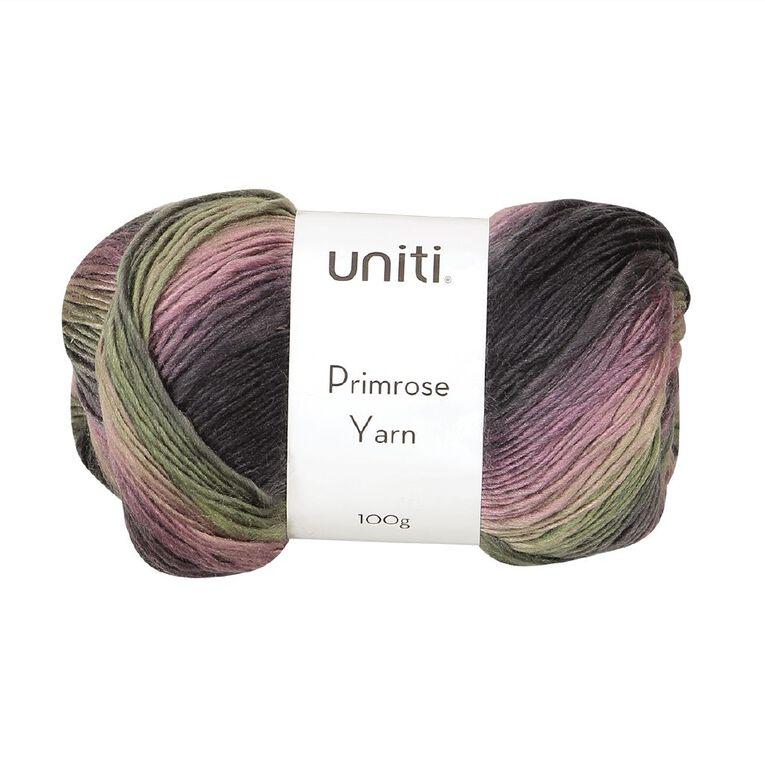 Uniti Yarn Primrose 100g Charcoal Sage, , hi-res