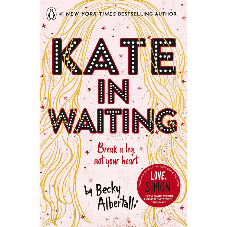 Kate in Waiting by Becky Albertalli N/A, , hi-res