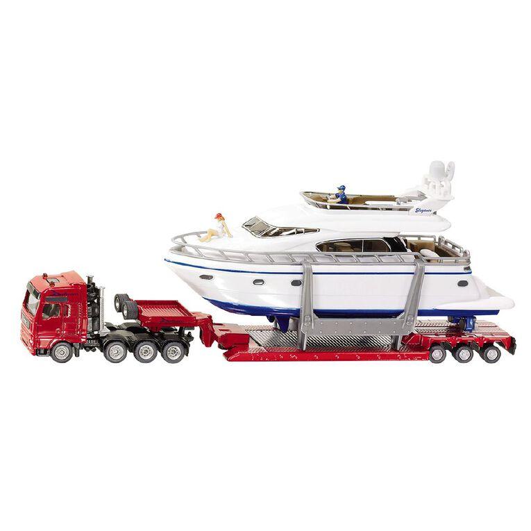 Siku 1:87 MAN TG-A Transporter & Yacht, , hi-res