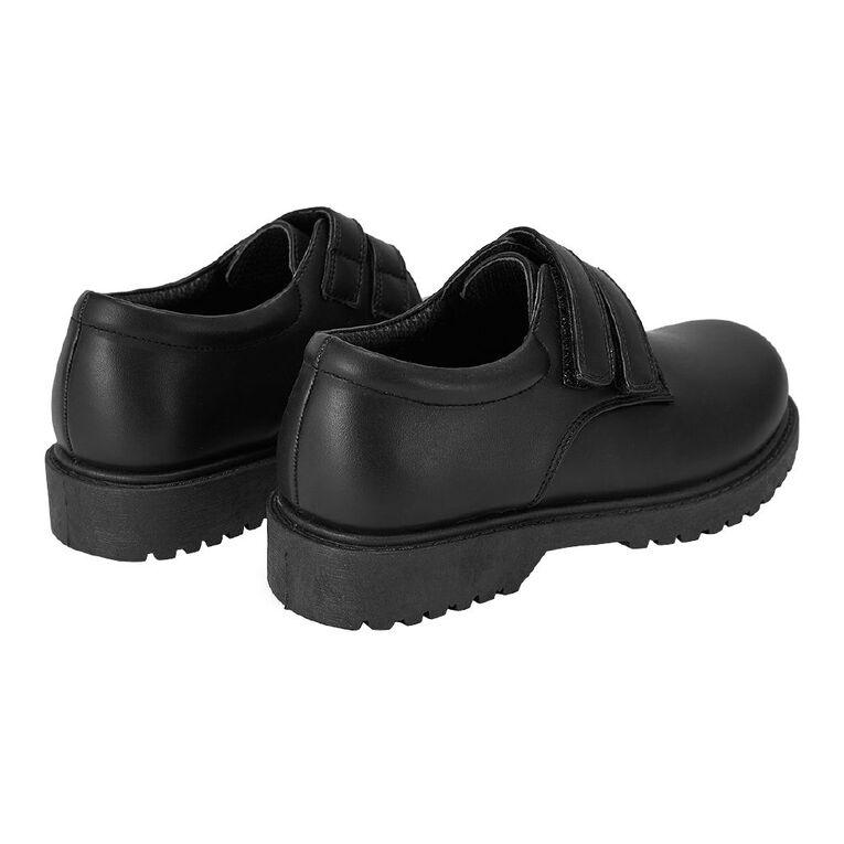 Young Original Two Strap Junior Shoes, Black, hi-res
