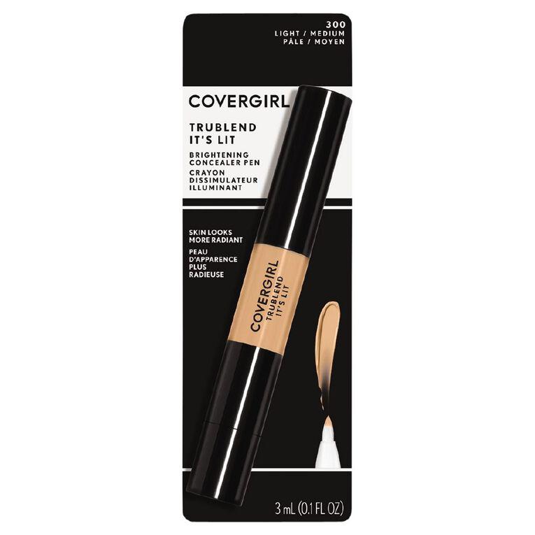 Covergirl TruBlend It's Lit Concealer 785 Light / Medium, , hi-res