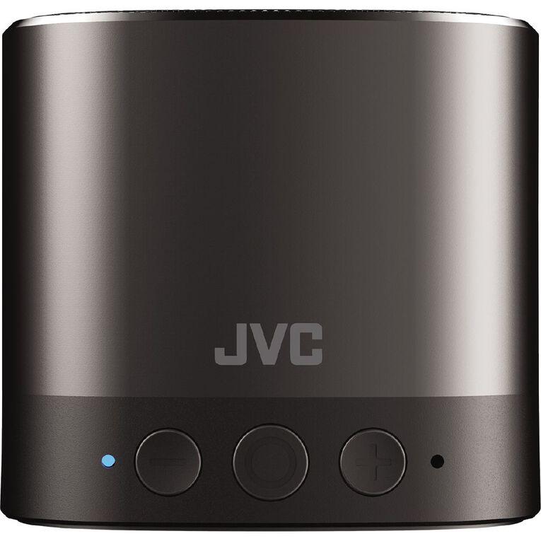 JVC Bluetooth Speaker JV115BK2020 Black, , hi-res