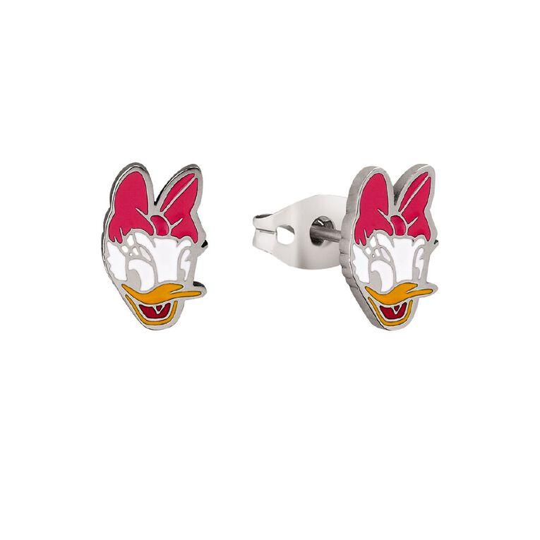 Disney Daisy Duck Stud Earrings, , hi-res image number null