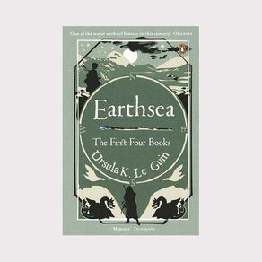 Earthsea: The First Four Books by Ursula Le Guin