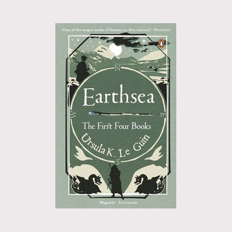 Earthsea: The First Four Books by Ursula Le Guin, , hi-res
