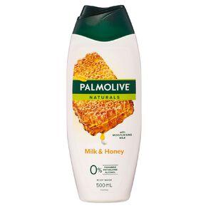 Palmolive Milk & Honey Body Wash 500ml