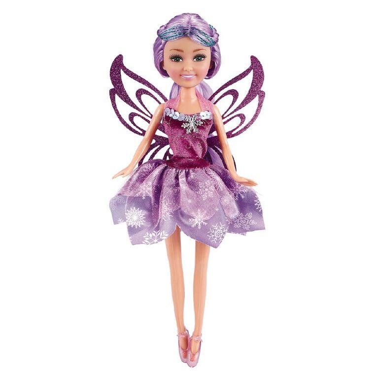 Zuru Sparkle Girlz Cone Winter Princess 10.5 Inch Assorted, , hi-res