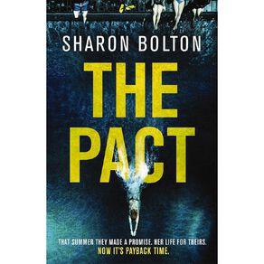 The Pact by Sharon Bolton