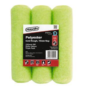 Haydn Roller Sleeve Triple Pack 230mm
