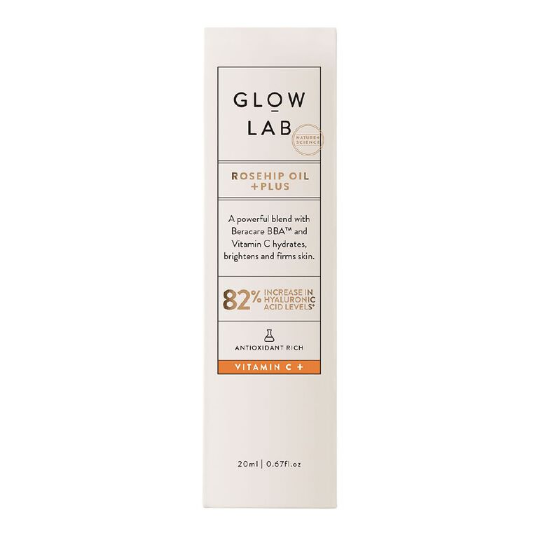 Glow Lab Rosehip Oil Plus 20ml, , hi-res