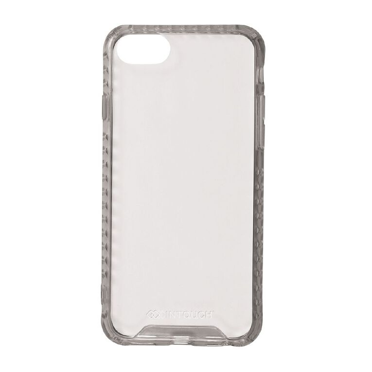 In Touch iPhone 7/8/SE Vanguard Drop Protection Case Clear, , hi-res