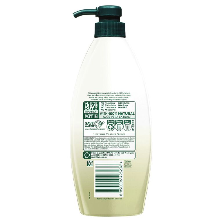 Palmolive Shampoo Active Nourishment 700ml, , hi-res