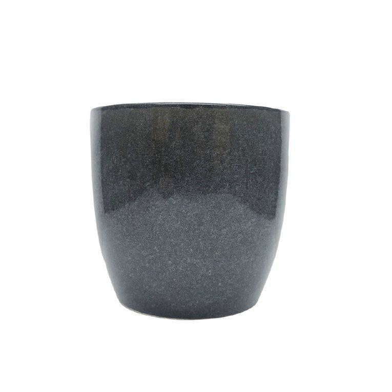 Kiwi Garden Reactive Glaze Pot 16cm, , hi-res image number null