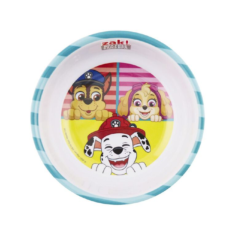 Paw Patrol Kids Bowl Multi-Coloured, , hi-res
