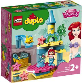 LEGO DUPLO Ariels Undersea Castle 10922