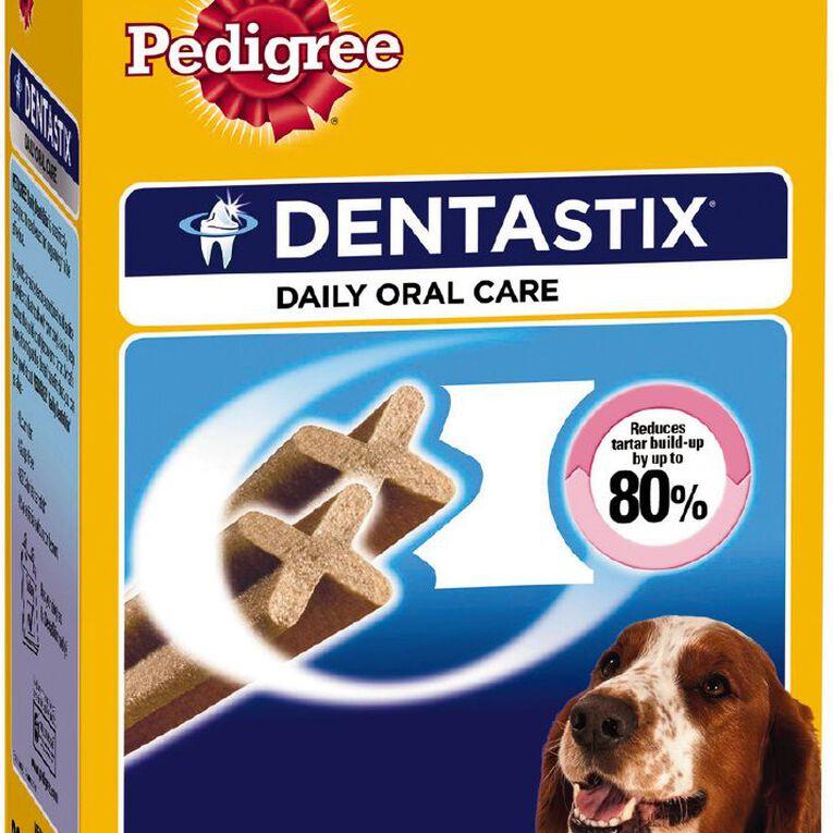 Pedigree Dentastix Dog Treats Daily Oral Care Medium Dog 28 Sticks, , hi-res
