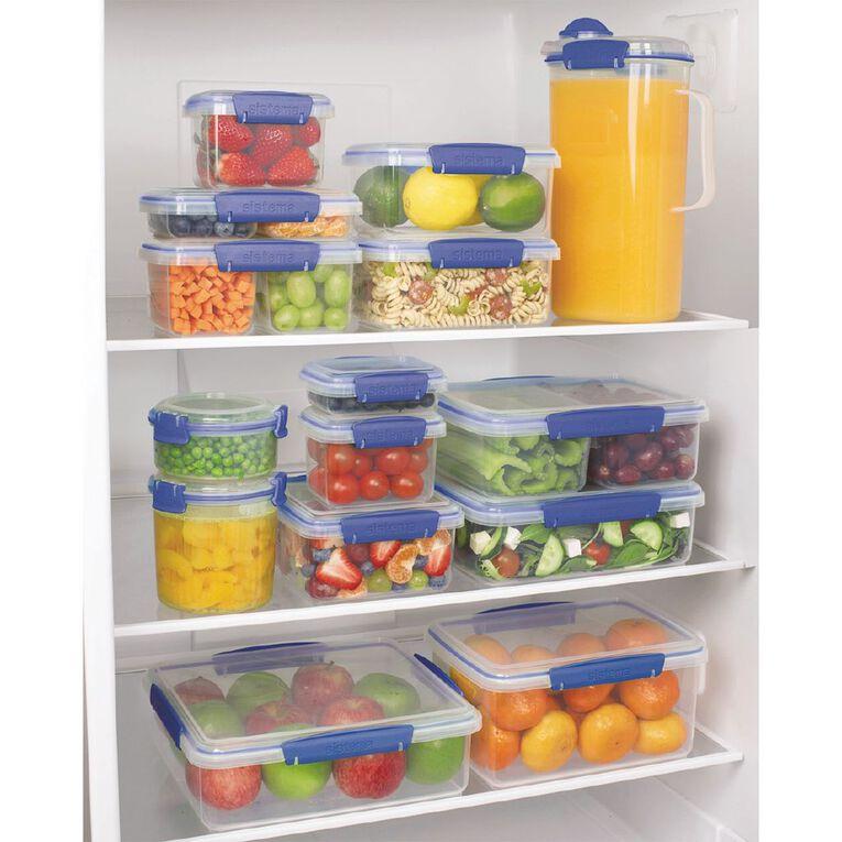 Sistema Klip It Plus Cereal Container Assorted 4.2L, , hi-res