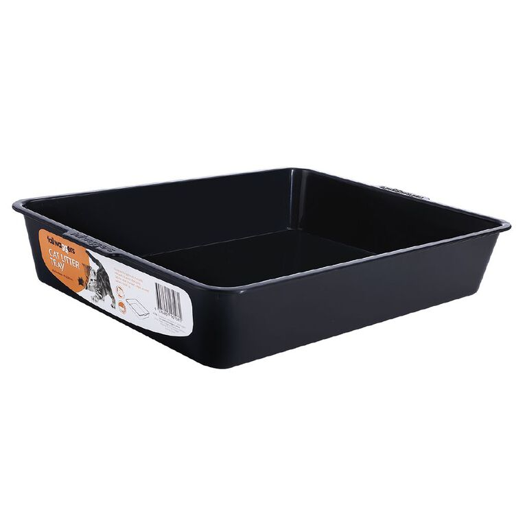 Tailwaggers Cat Litter Tray, , hi-res