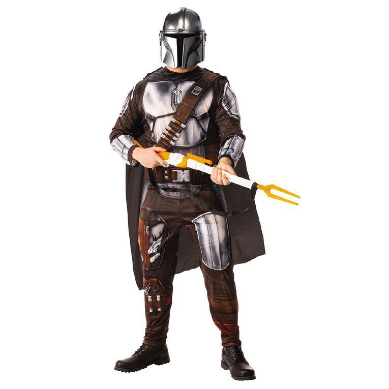 Mandalorian Star Wars Deluxe Adult Costume - Size XL, , hi-res