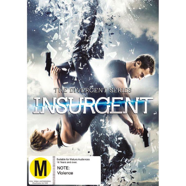 Insurgent DVD 1Disc, , hi-res