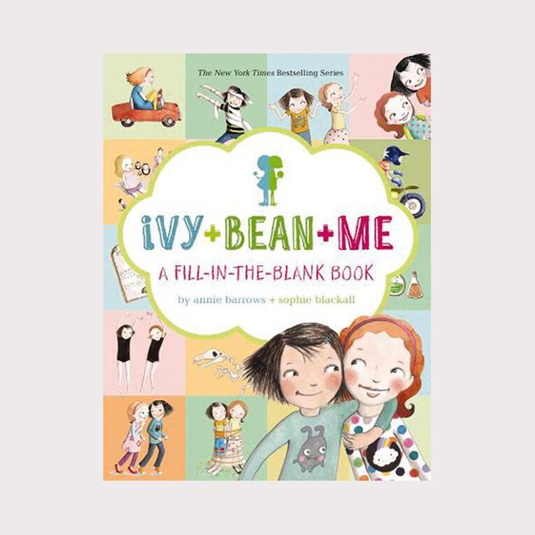 Ivy & Bean + Me: A Fill-in-the-Blank Book by Annie Barrows, , hi-res