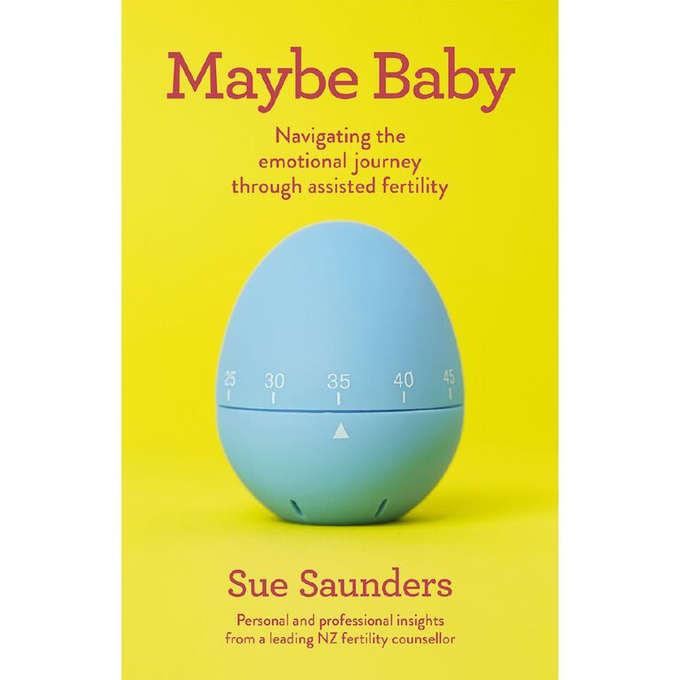 Maybe Baby by Sue Saunders, , hi-res