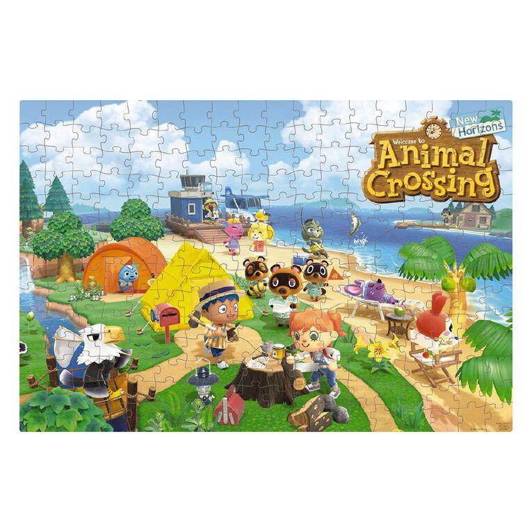 Paladone Animal Crossing Puzzle (Summer), , hi-res