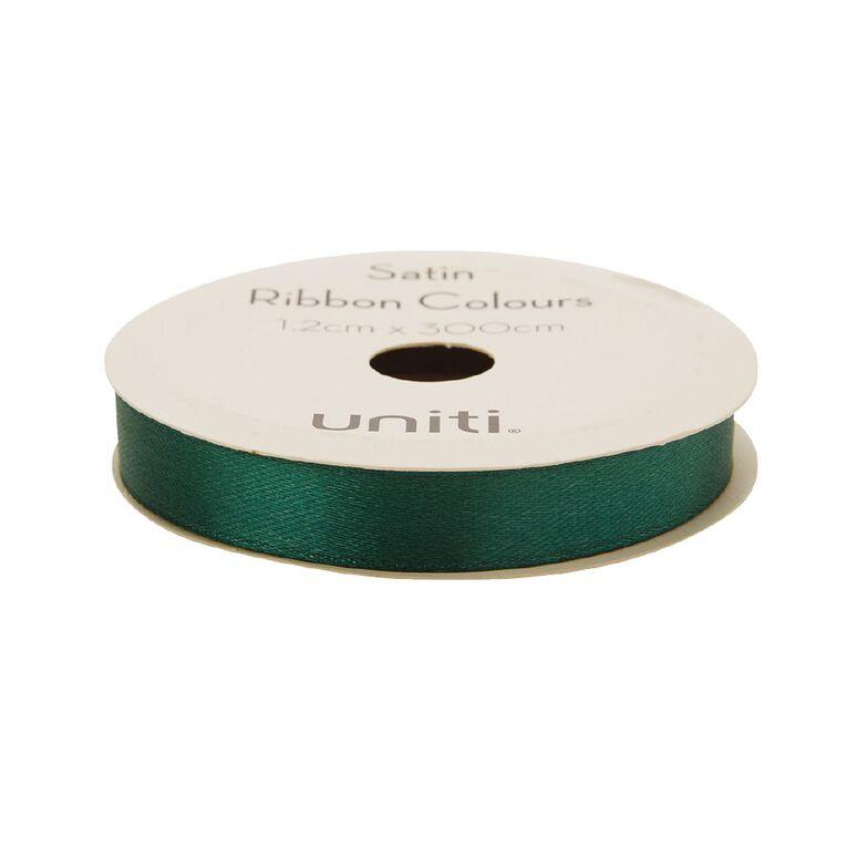 Uniti Satin Ribbon Colours 3m Assorted, , hi-res