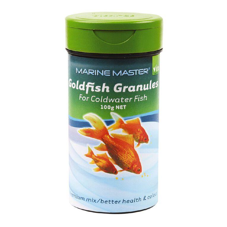 Vitapet Goldfish Granules 100g, , hi-res