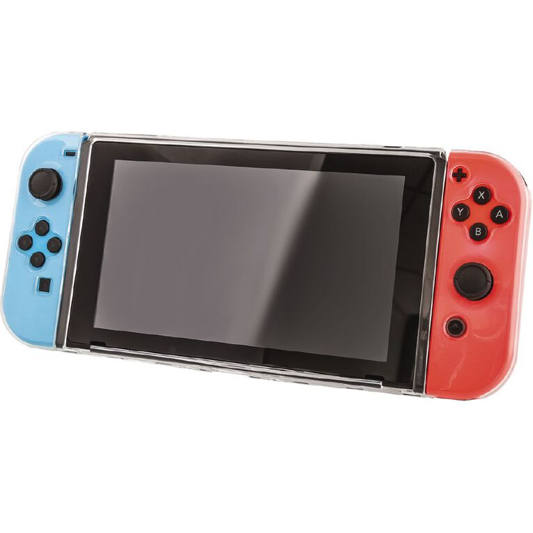 NYKO Switch Thin Case Clear, , hi-res