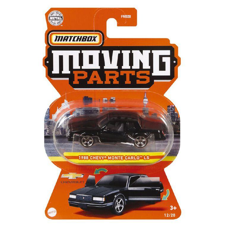 Matchbox Moving Parts Assorted, , hi-res