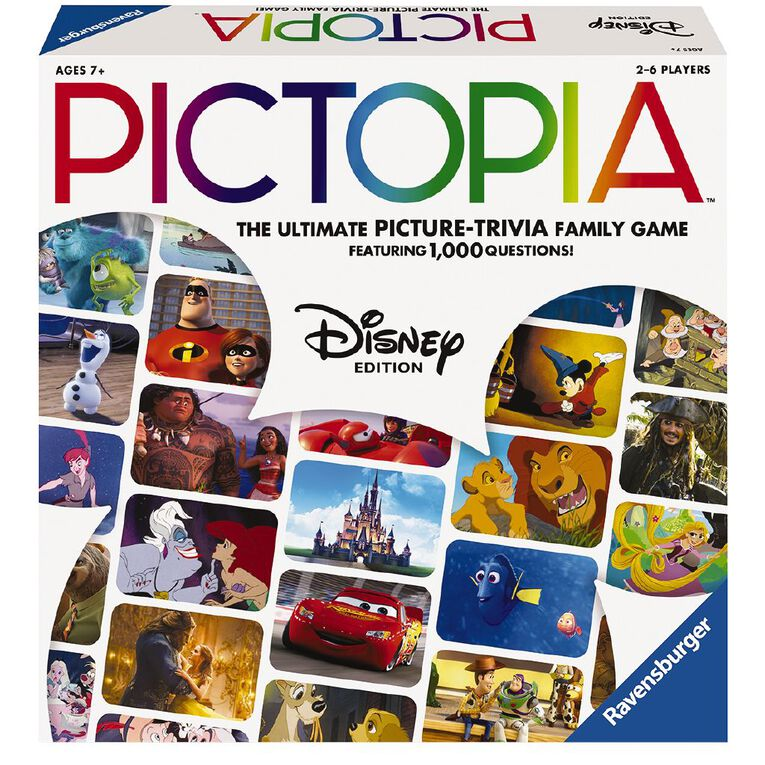 Ravensburger Pictopia Game, , hi-res