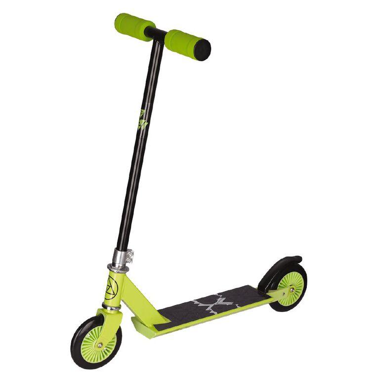 Milazo RSG Scooter Green, , hi-res