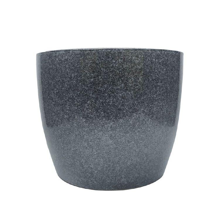 Kiwi Garden Reactive Glaze Pot 22cm, , hi-res