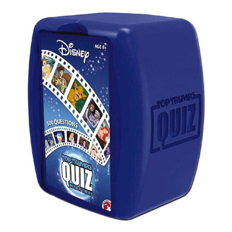 Disney Classic Top Trumps Quiz Game, , hi-res