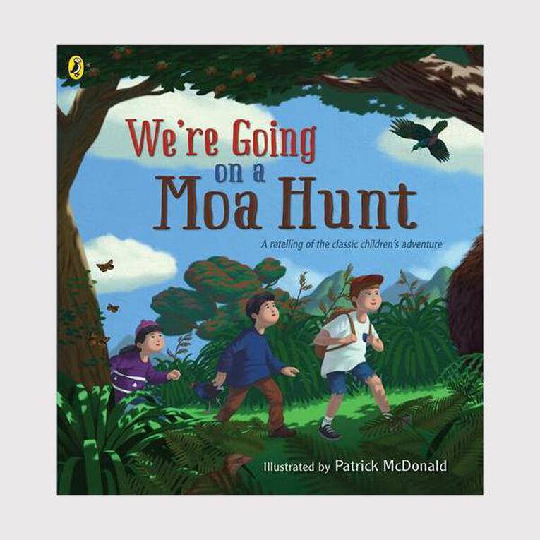 We're Going on a Moa Hunt by Patrick McDonald N/A, , hi-res