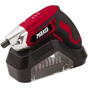 Mako Screwdriver 3.6V