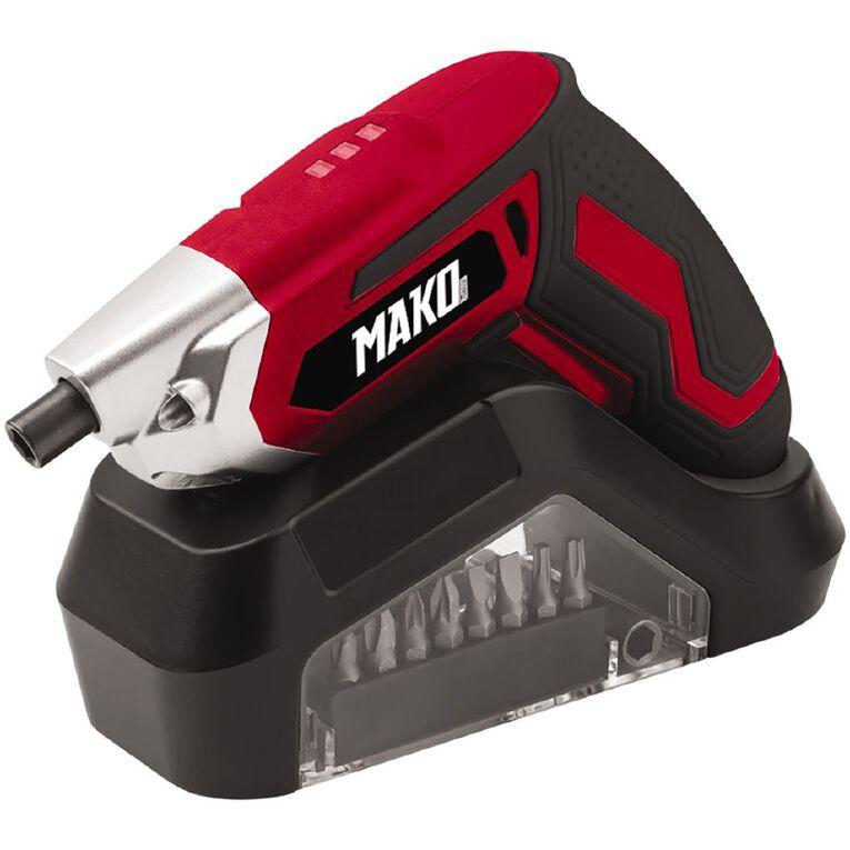 Mako Screwdriver 3.6V, , hi-res