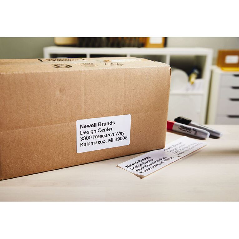 Dymo LabelWriter High Capacity Large Shipping Labels 59mm x 102mm, , hi-res