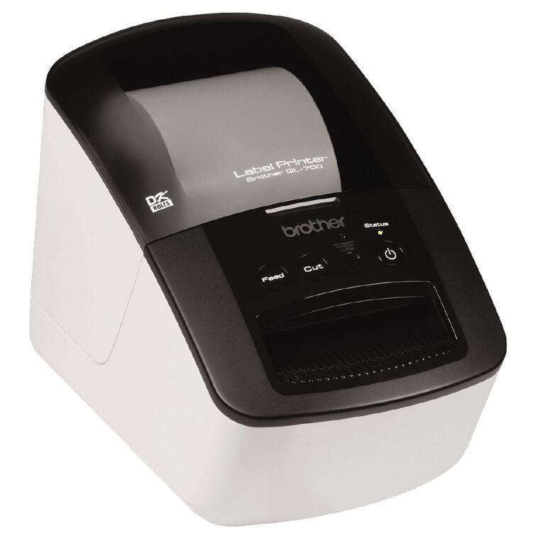 Brother QL700 Label Printer, , hi-res
