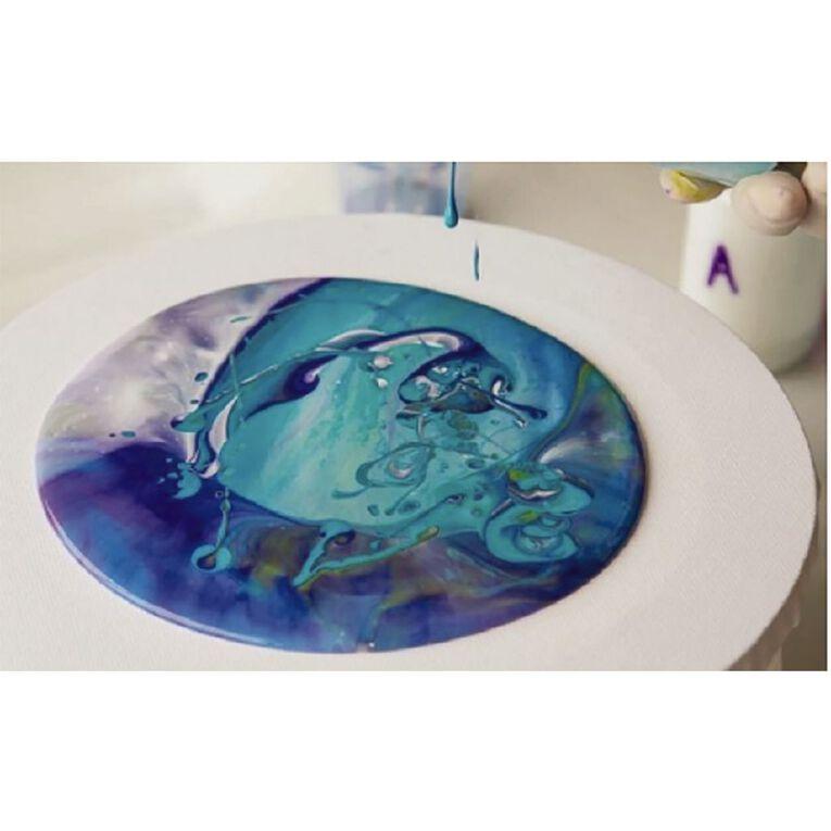 Jasart Acrylic Pour Paint 60ml Set 6, , hi-res