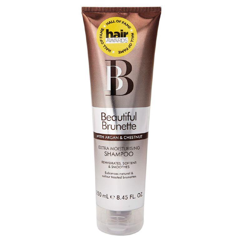 Creightons Beautiful Brunette Extra Moisturising Shampoo 250ml, , hi-res