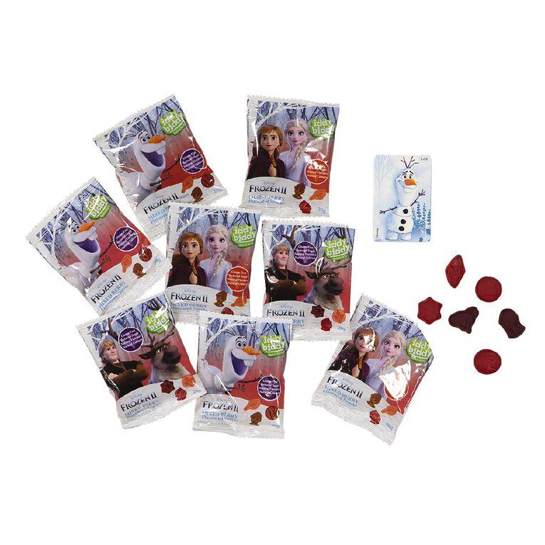 Disney Frozen II Iddy Biddy Fruit Snacks 8 Snack Packs 160g, , hi-res