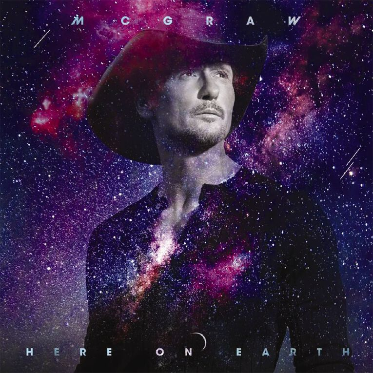 Here On Earth CD by Tim McGraw 1Disc, , hi-res