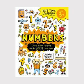 First Time Learning: Numbers