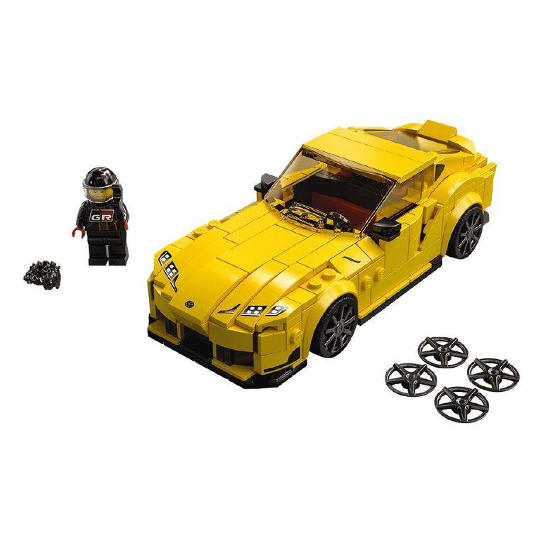 LEGO Speed Champions Toyota GR Supra 76901, , hi-res