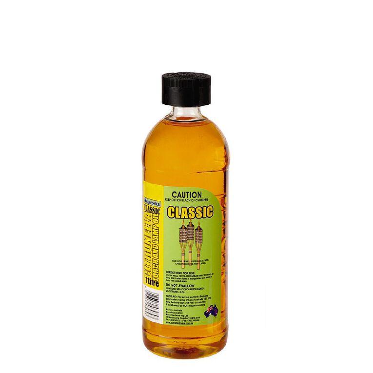Citronella Oil Classic 1L, , hi-res